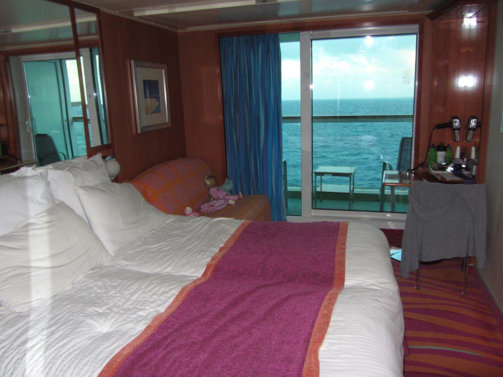 Stateroom Balcony View Norwegian Pearl