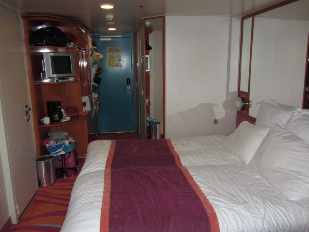 Stateroom View at Door