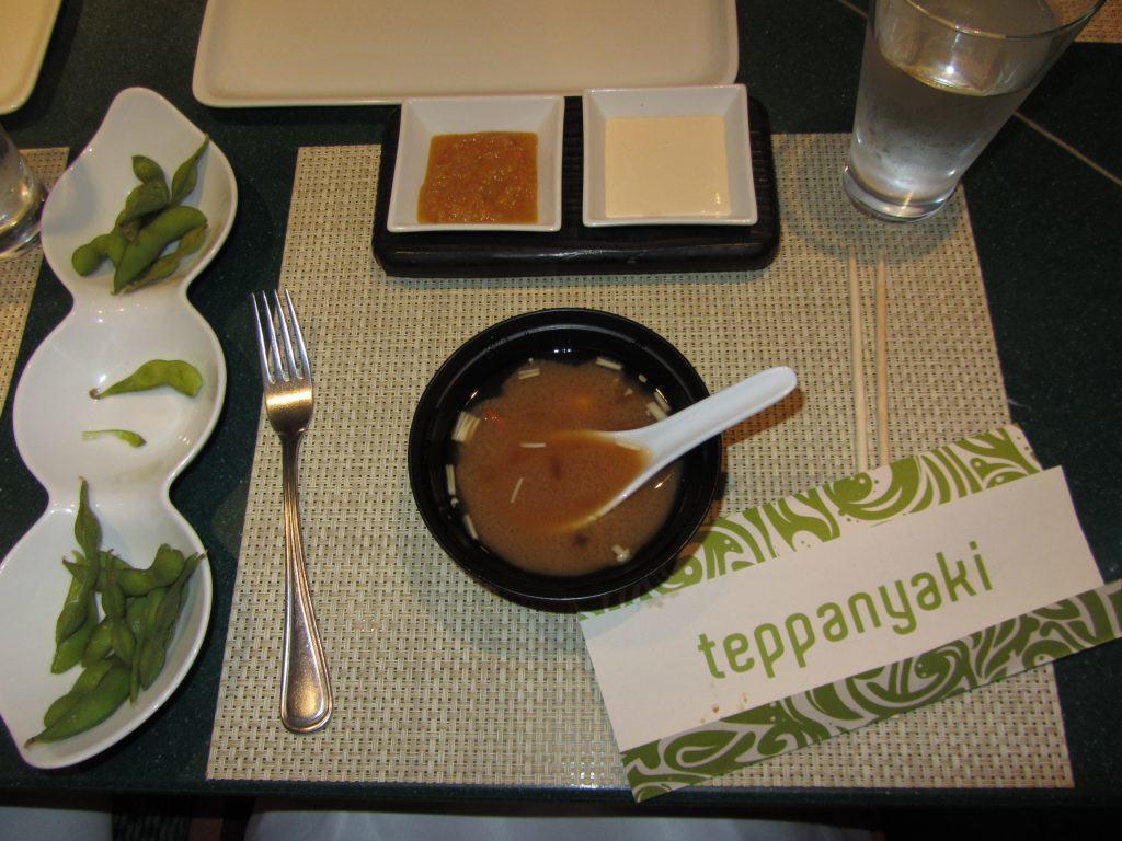 Teppanyaki Japanese Hibachi