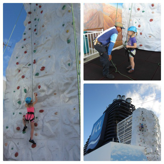 NCL Pearl Rock Wall