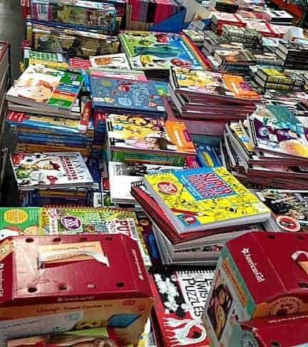 Costco Kids Books Travel Activities