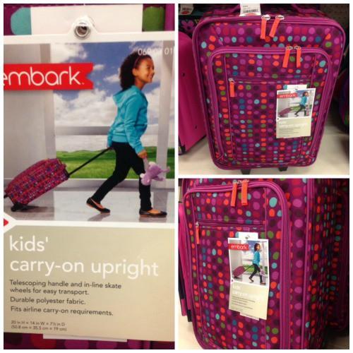 Target Kids Suitcase