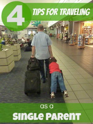 Tips for Travel as a Single Parent