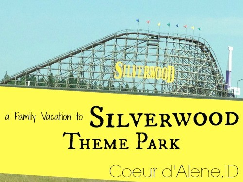 Silverwood Theme Park Coeur d'Alene ID StuffedSuitcase.com Family Vacation