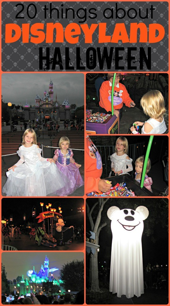 Disneyland Halloween Mickey's Halloween Party Tips and Information StuffedSuitcase.com #disney #family #vacation