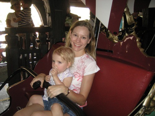 Throwback Travel Thursday Talk Like a Pirate Day StuffedSuitcase.com Disneyland Peter Pan Ride