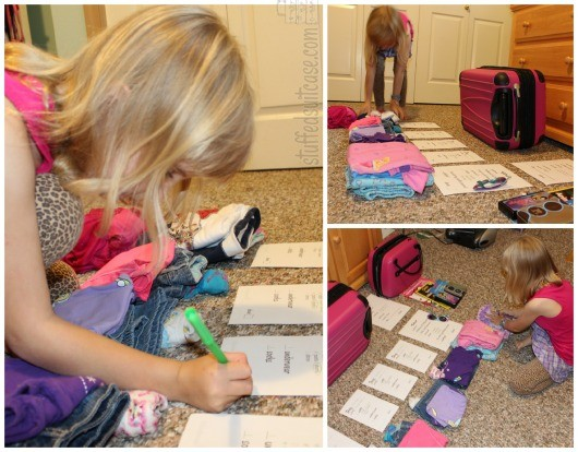 5 Steps to Teach Your Kids How to Pack a Suitcase Free Printable Packing Lists StuffedSuitcase.com #family #travel #packing