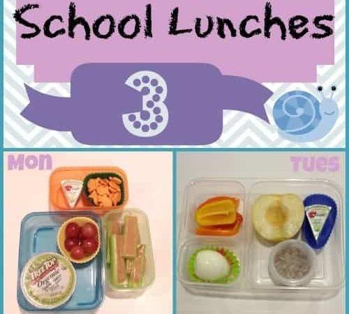 Week 3 of 40 Weeks of Nut Free Kids School Lunches StuffedSuitcase.com lunch ideas no peanut treenut