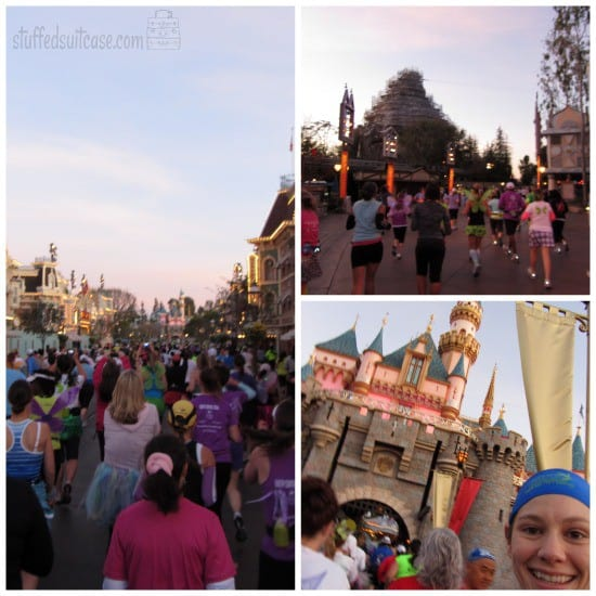 Destination Races in Disneyland Resort Tinkerbell Half Marathon StuffedSuitcase.com