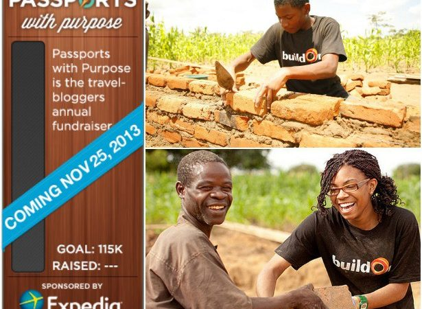 Help Build Schools with buildOn – Passports with Purpose 2013