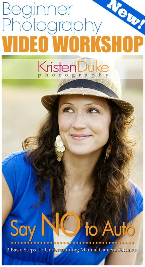 Beginner Photography Video Workshop - Say NO to Auto | Capturing Joy with Kristen Duke review & giveaway StuffedSuitcase.com