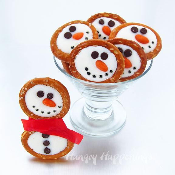 pretzels treats