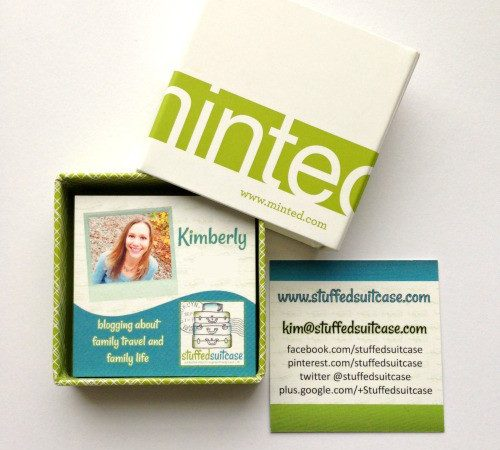 Wow customer service minted minted business cards square colourmoves