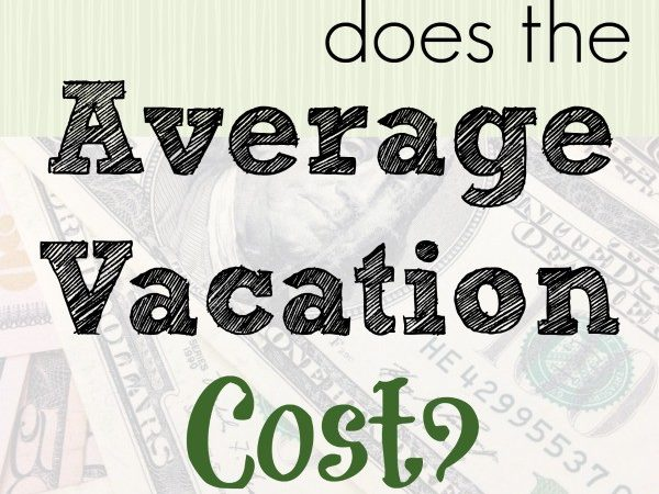 What Does the Average Vacation Cost?