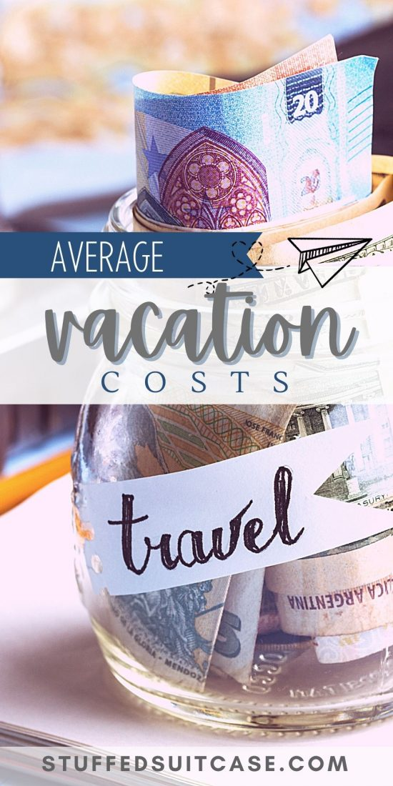 foreign money in travel savings jar
