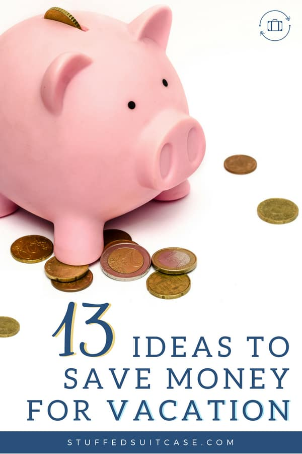 tips for how to save money for a vacation