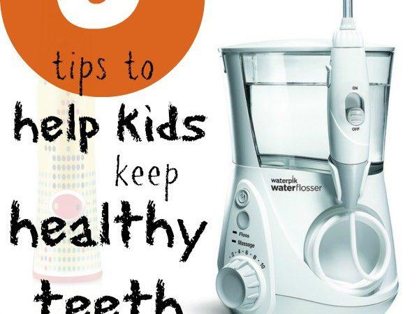 6 Tips to Help Kids Keep Healthy Teeth