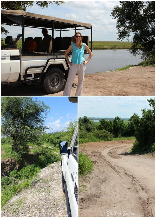 On a Safari Drive through Chobe National Park Botswana Africa StuffedSuitcase.com