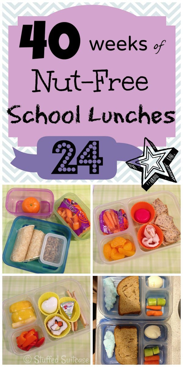 Kids School Lunch Box Ideas - Week 24 of my 40 Week Lunchbox Journey StuffedSuitcase.com