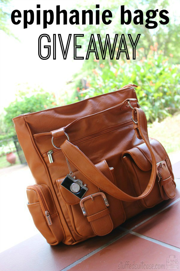 epiphanie bags GIVEAWAY - stylish and modern camera bags great for travel and photography StuffedSuitcase.com