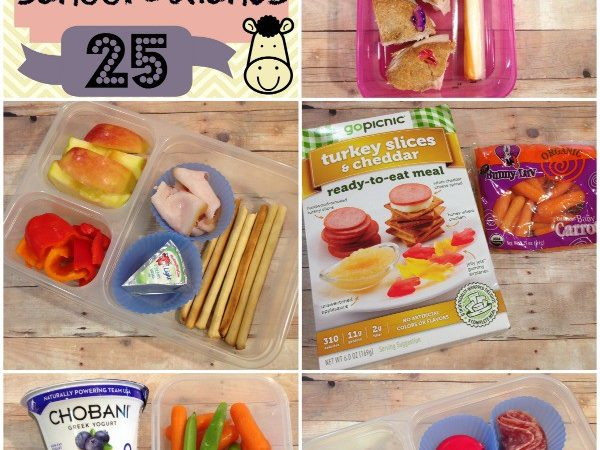Week 25: 40 Weeks of Nut Free Kids School Lunches