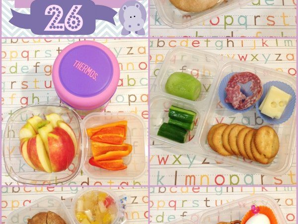 Kids Nut Free School Lunch ideas: Week 26 of 40 StuffedSuitcase.com lunchbox