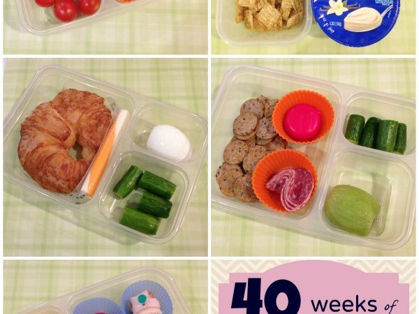 Kids Nut-Free School Lunches: Week 27 of 40