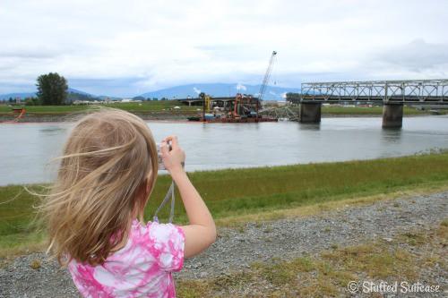 Kids taking Photos during Family Road Trip StuffedSuitcase.com
