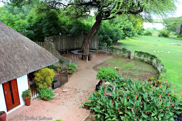 The Garden Lodge Botswana Yard Patio StuffedSuitcase.com