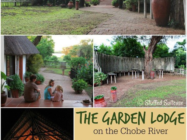 The Garden Lodge on the Chobe River Botswana Africa
