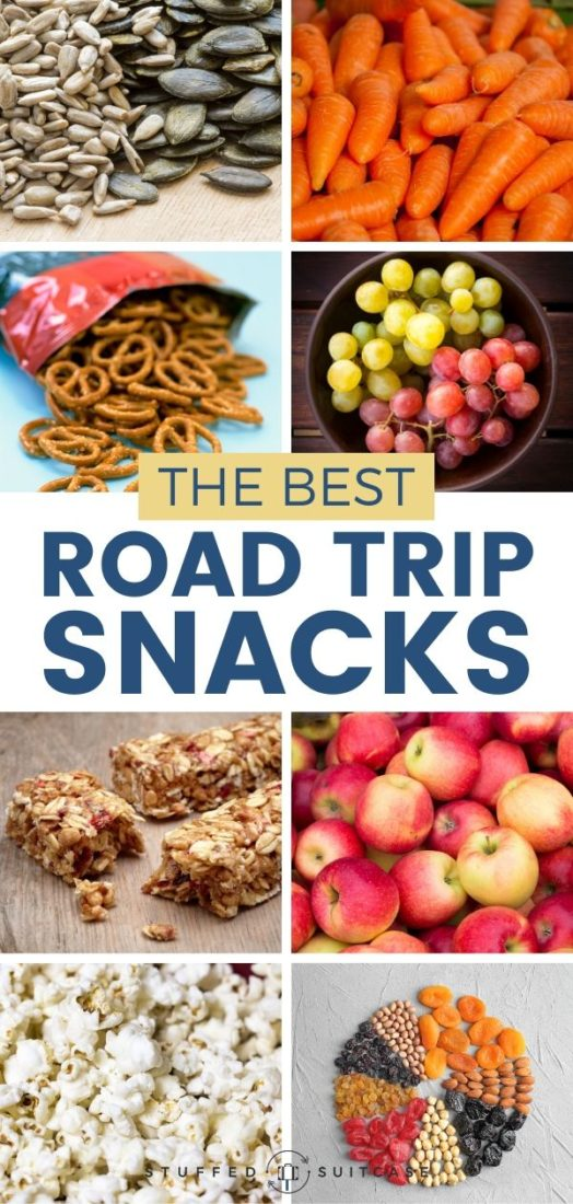 best road trip snack ideas