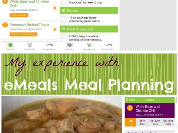 eMeals subscription service for dinner meal planning recipes StuffedSuitcase.com