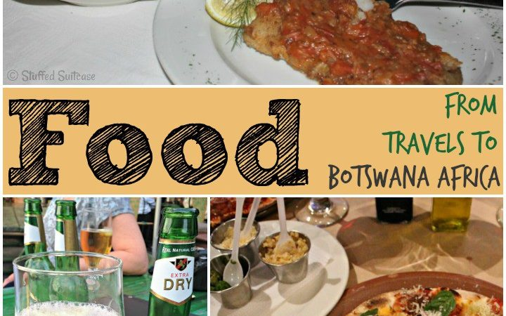 Africa Food Experiences from Botswana