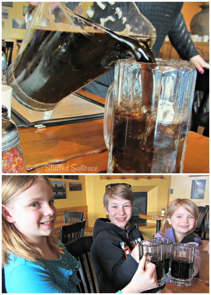 LaConner Brewing Homemade Root Beer in La Conner WA