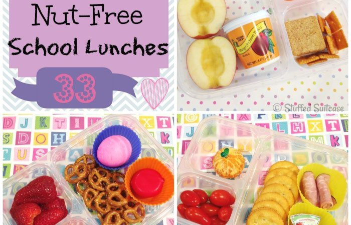 Week 33 of 40 Weeks of Nut-Free Kids School Lunches