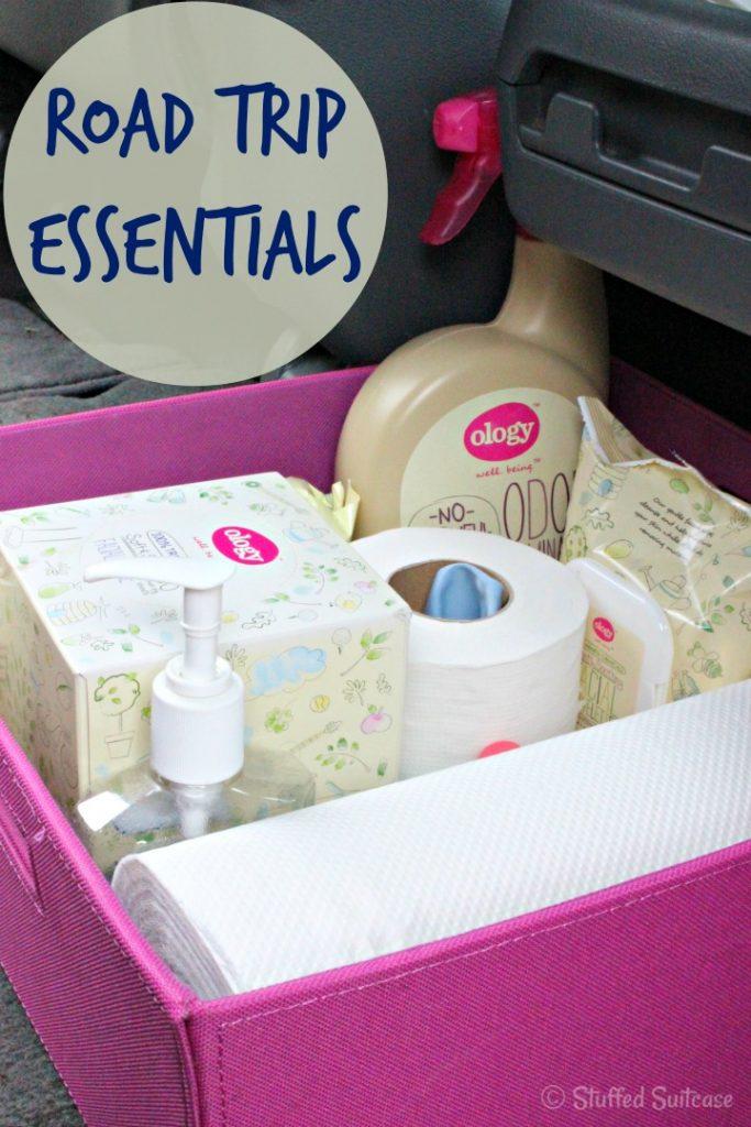 Road Trip Essentials Supply Kit | StuffedSuitcase.com