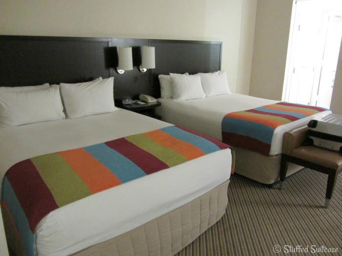 Buena Vista Palace Family Suite 2 Queen Beds StuffedSuitcase.com