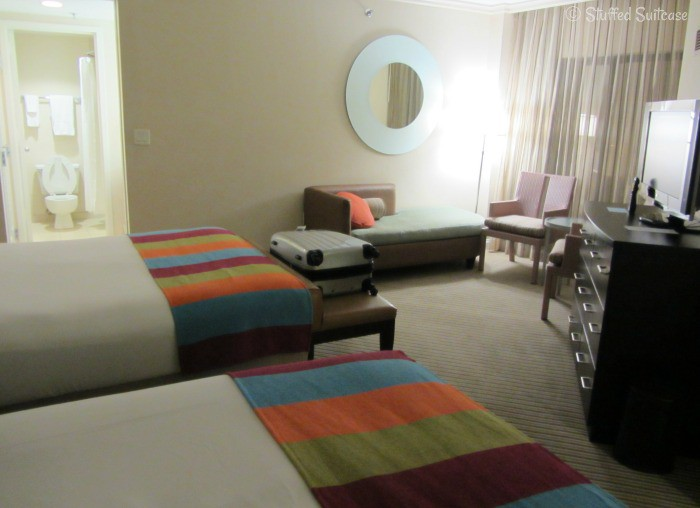 Buena Vista Palace Family Suite Bedroom