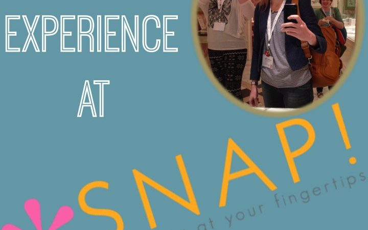 My Experience at the SNAP! Conference