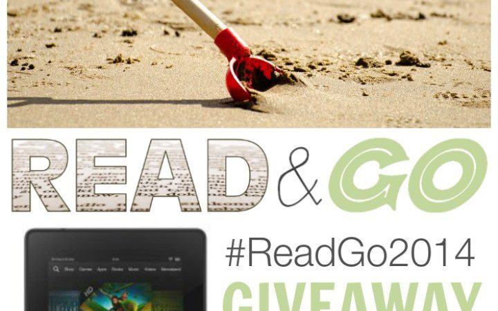 Read & Go Summer Reading Challenge + Amazon Kindle Giveaway