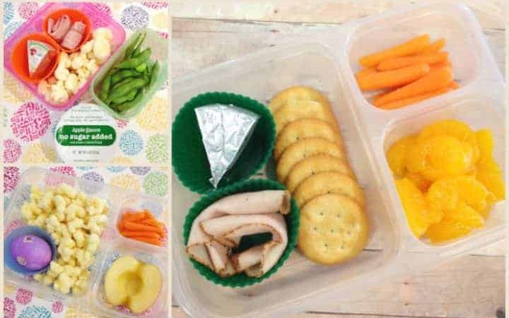 Kids Nut-Free School Lunches: Week 36 of 40