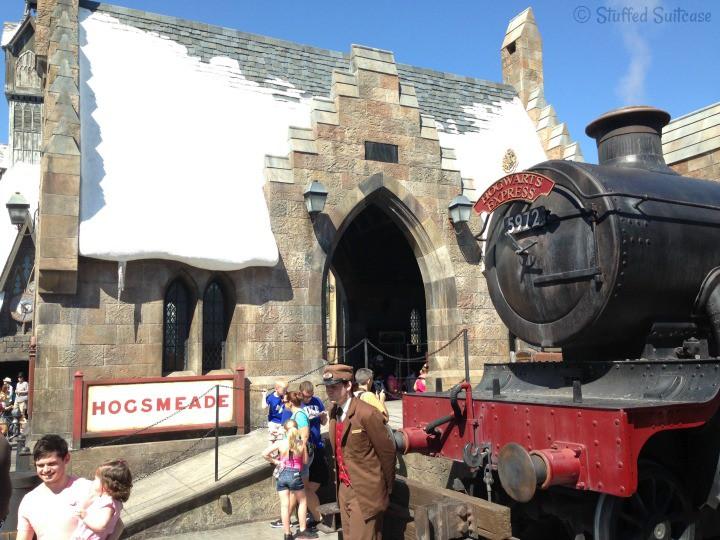 Wizarding World of Harry Potter Hogsmeade at Universal Islands of Adventure Orlando | StuffedSuitcase.com