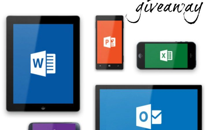 Microsoft Office 365 Giveaway for our #ReadGo2014 Challenge