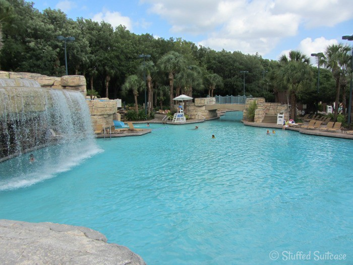Pool at at Walt Disney World Resort Swan and Dolphin Hotel