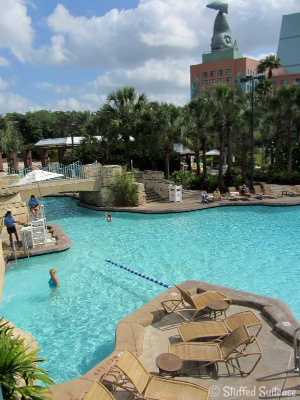 Walt Disney Dolphin Hotel Pool