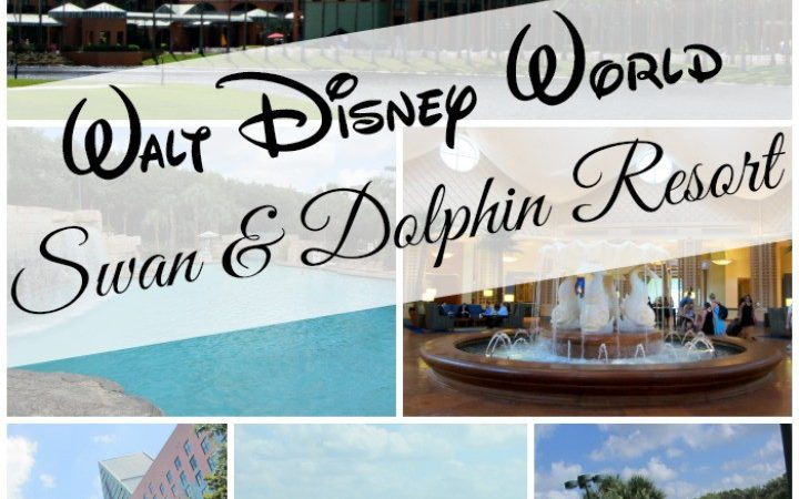 Family Fun at the Walt Disney Swan and Dolphin Hotel Resort