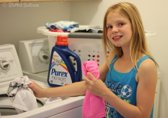 Teaching your kids to do their own laundry StuffedSuitcase.com