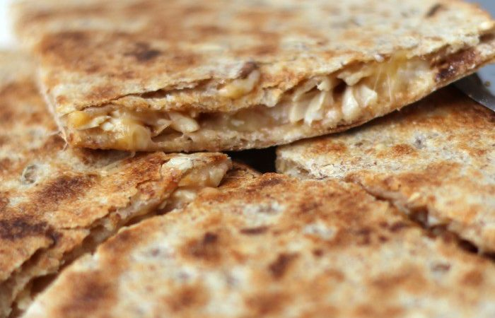 Chicken Quesadilla Recipe – Back to School Lunch