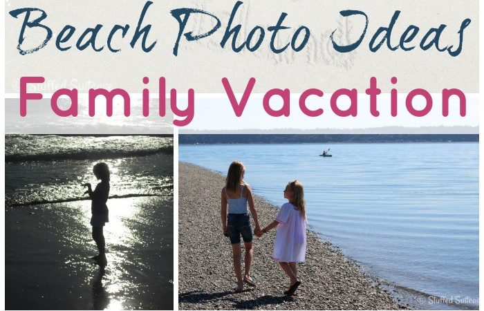 Heading to the beach for your next family vacation? Here are some fun beach photo ideas to help you capture memories of your trip