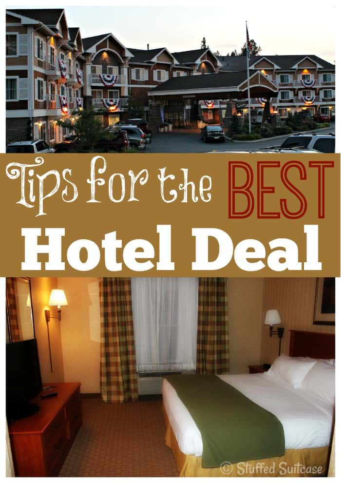 How To Get The Best Hotel Prices